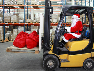 Could your company be as efficient as Santa Claus?