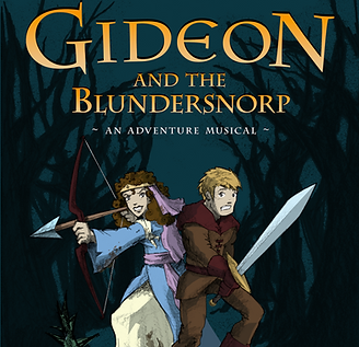 Gideon and the Blundersnorp - square pos