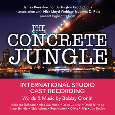 Concrete Jungle Internationl Studio Cast