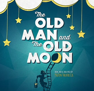 Old Man and the old moon demo recording.