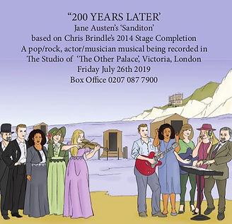 Jane Austen's 'Sandition' (200 Years Lat