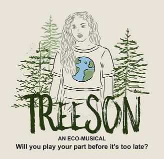 TREESON_square poster Terra - Treeson, a