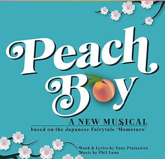 PeachBoy_CD_1600x1600 - Tony Pinizzotto.