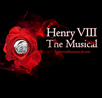 Henry VIII The Musical Square Logo - Edd
