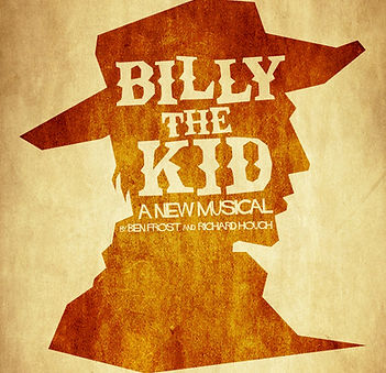 Billy The Kid Square_small - Ben Frost M