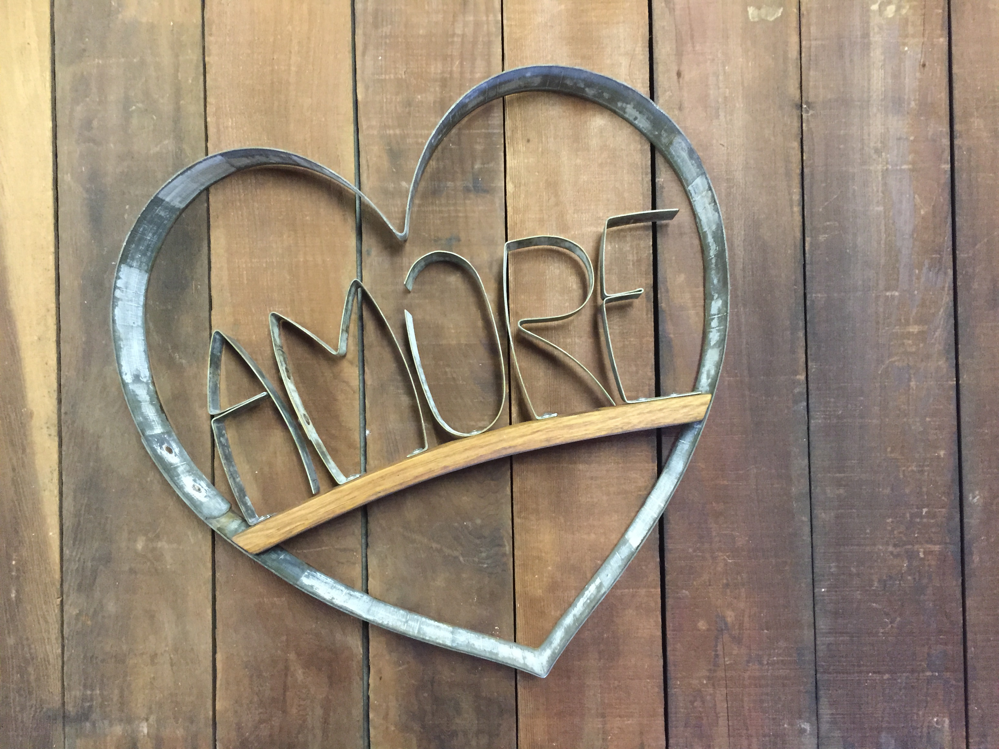 Amore in Heart