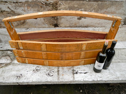 3 Tier Box with Wood Handle