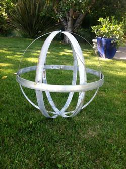 """""""Globe"""" 4 Hoop Orb - Large"""