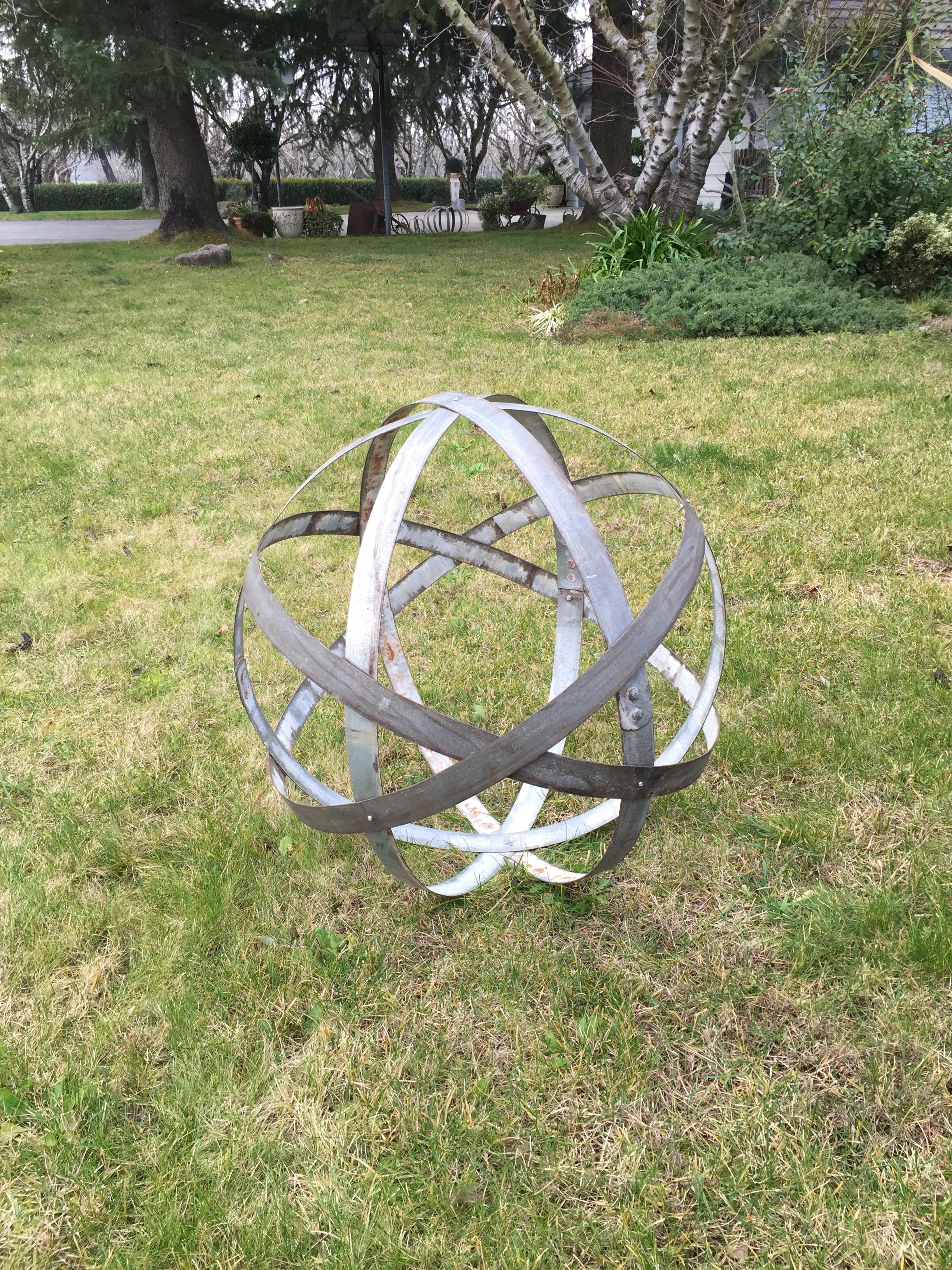 5 Hoop Orb - Large