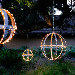 Sunset Globes