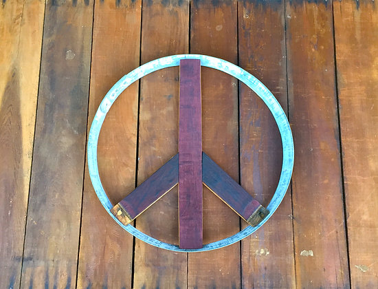Peace Sign - Large
