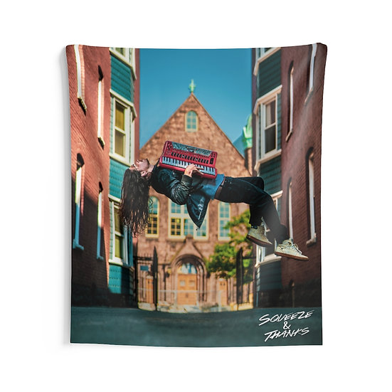 Rise & Defy - Wall Tapestry