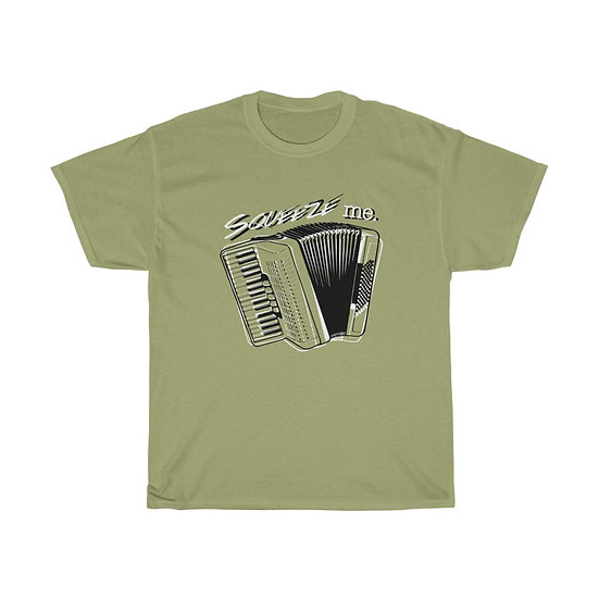 Squeeze Me - Tee (B&W)