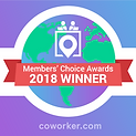 Coworker Members Choice Award cool working Darmstad