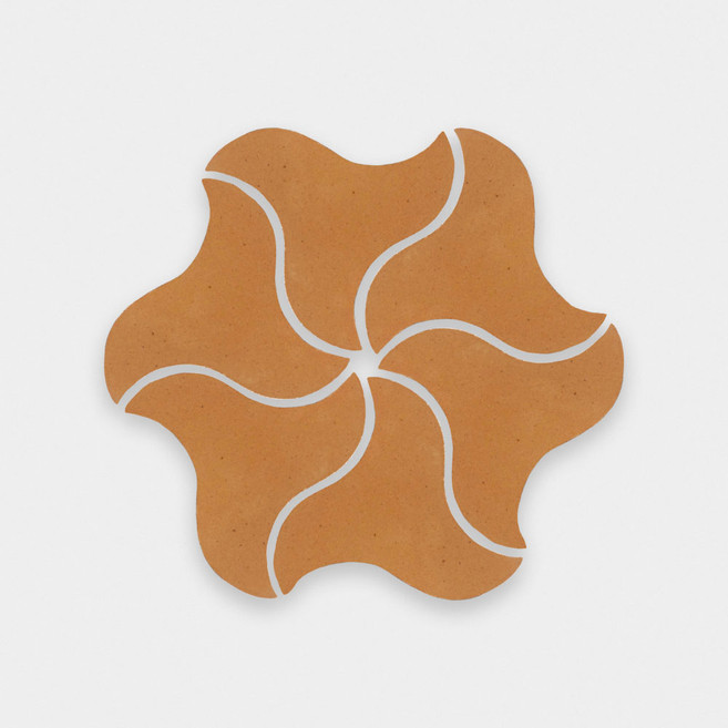 Spin Tile by Jada Schumacher for Clay Imports