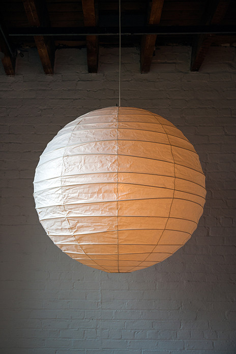 Akari Lamp by Isamu Noguchi