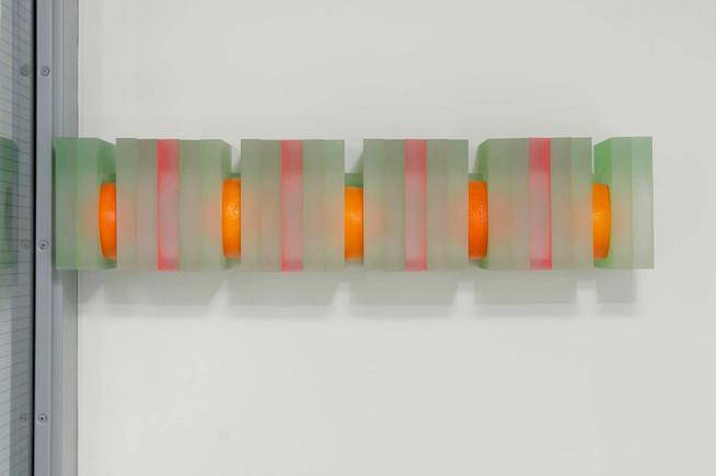 Orange-and-Dart Molding by Jada Schumacher