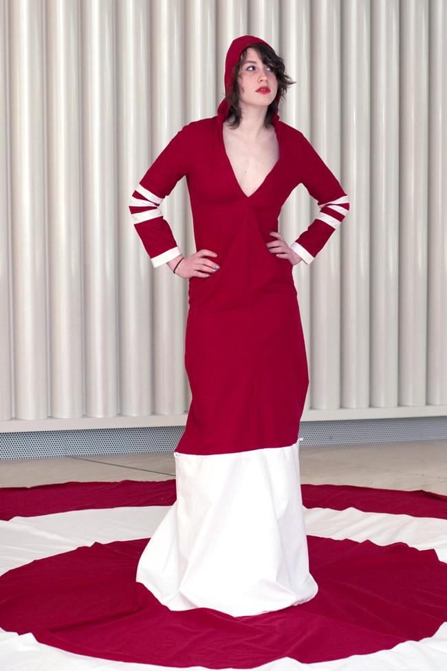 Target Rug Dress by Jada Schumacher