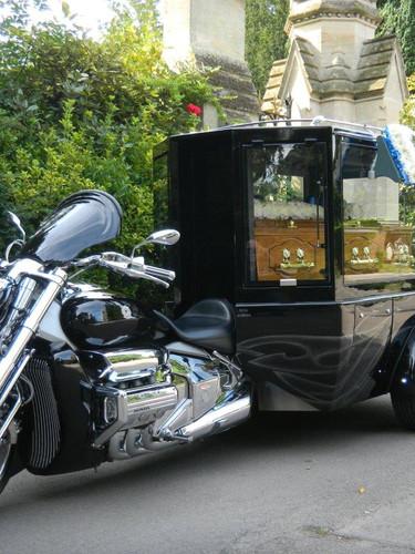 Motorbike carriage