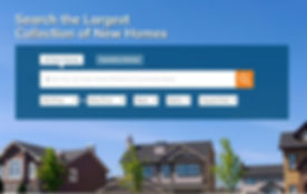 New Home Search Tool