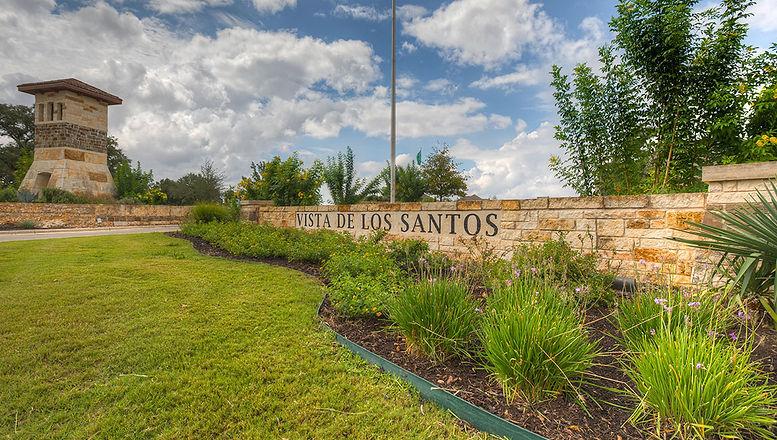 Vista De Los Santos