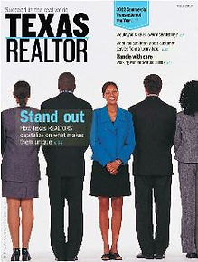 Texas Realtor Magazine 3Z Realty and Narcolepsy