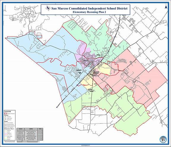 San Marcos Elementary Attendance Zones.J