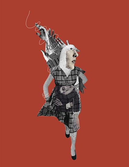 You leave behind, 2020 [art-print]