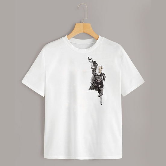 """""""You Leave Behind"""" T-shirt"""