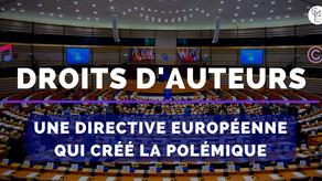 Droits d'auteurs : explications sur la controverse européenne