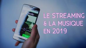 Le streaming dépasse les revenus des ventes physiques en France pour la 1ère fois