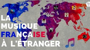 Vos artistes français préférés sont-ils écoutés à l'étranger ?