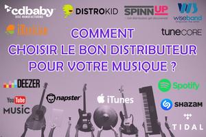 comment diffuser musique en streaming comparaison meilleurs distributeurs