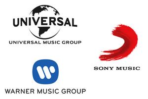 majors maisons de disques universal sony warner