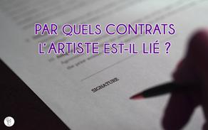 Contrats d'Artiste - Les différentes relations contractuelles dans l'Industrie Musicale