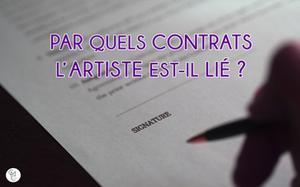contrats d'artiste