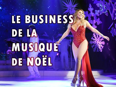 Combien rapportent les chansons de Noël aux artistes ?