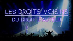 Quelles sont les différences entre le Droit Voisin et le Droit d'Auteur en Musique ?