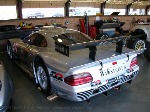 On the hunt for 1997 Mercedes-Benz CLK-GTR #0006