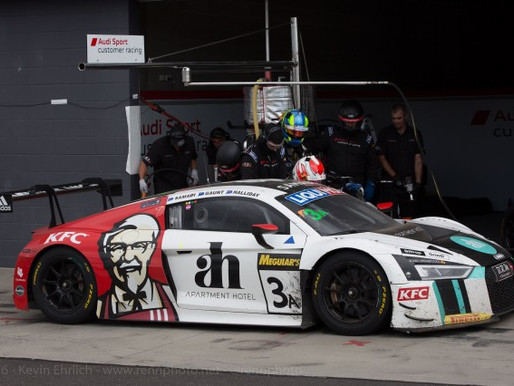 2017 Bathurst 12hr – Team ASR Audi R8 LMS