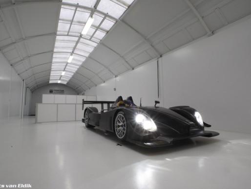 Much more on Porsche RS Spyder 9R6 708