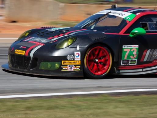 Park Place Porsche at Speed