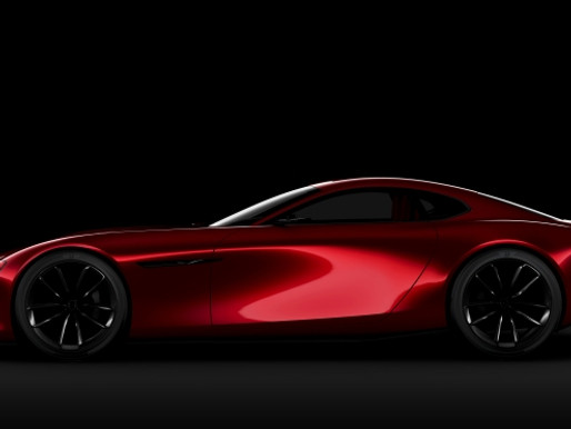 New Mazda RX-VISION Concept just unveiled at Tokyo Motor Show
