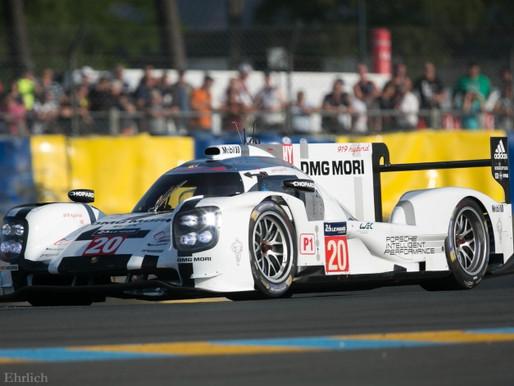 Drivers for Porsche 919 test program announced