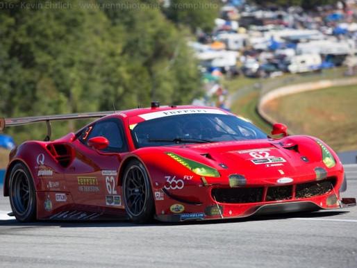 Risi Ferrari Wins GTLM