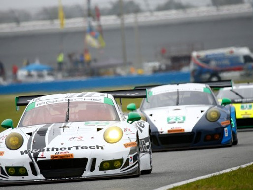 Observations on the Rolex 24