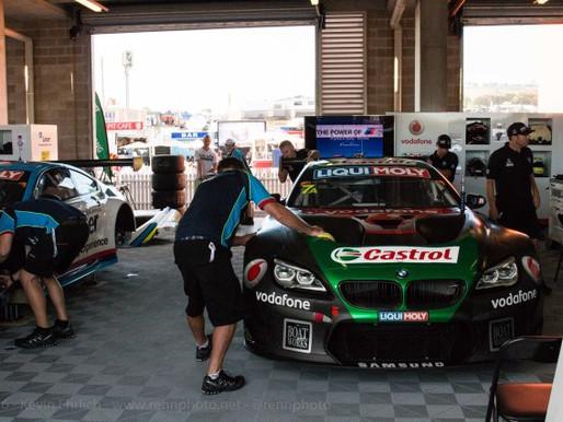 2107 Bathurst 12hr – Team Castrol Vodafone BMW M6 GT3
