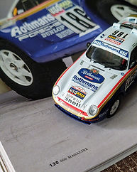 Porsche 959 dakar 000 magazine