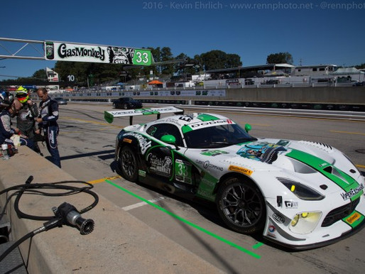 Viper Friday Morning Driver Change Practice