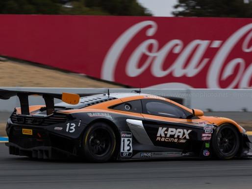 Colin Thompson's McLaren